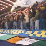 Rumunia - Polska (Bukareszt) 29.03.1995