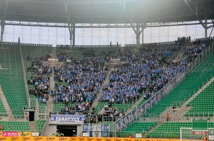 Śląsk Lech 14.09.2013
