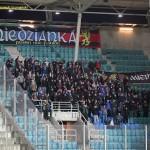 Miedź Legnica - Arka Gdynia, 25.03.2014
