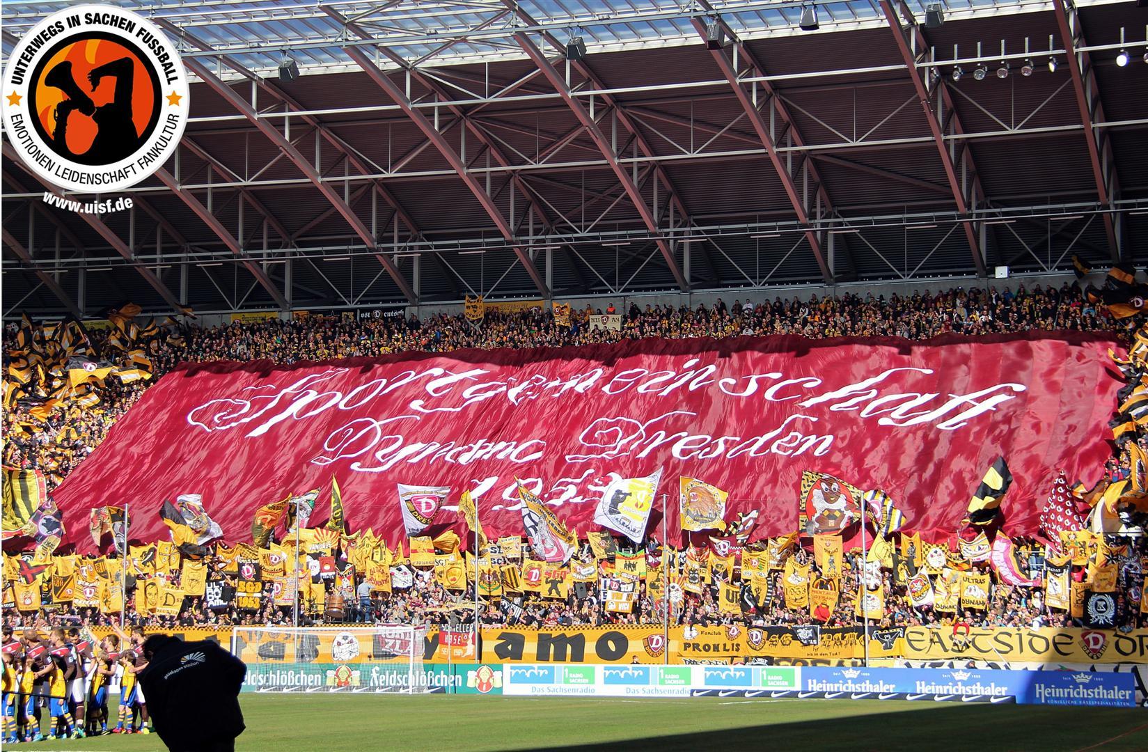 Dynamo Drezno - St. Pauli (2)