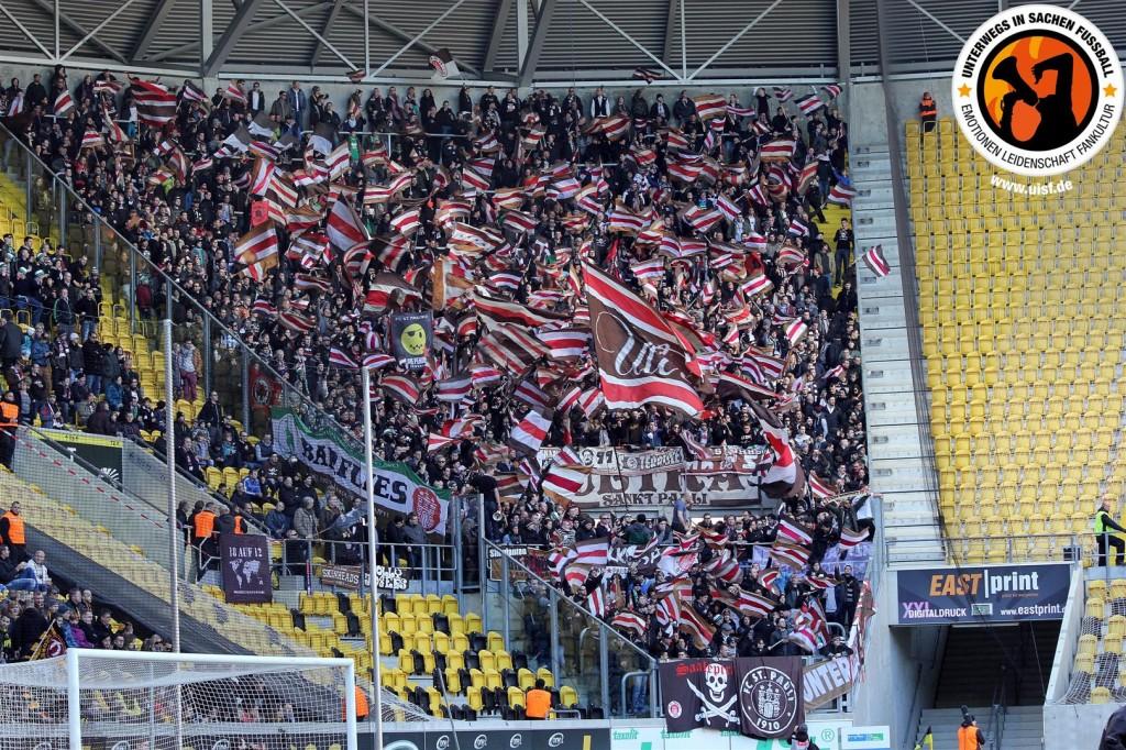 Dynamo Drezno - St. Pauli (3)