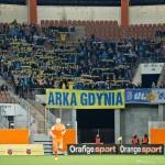 Zagłębie Lubin - Arka Gdynia, 8.04.2014