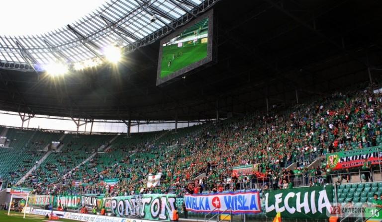 Śląsk - Cracovia, 17.08. 2014 (1)