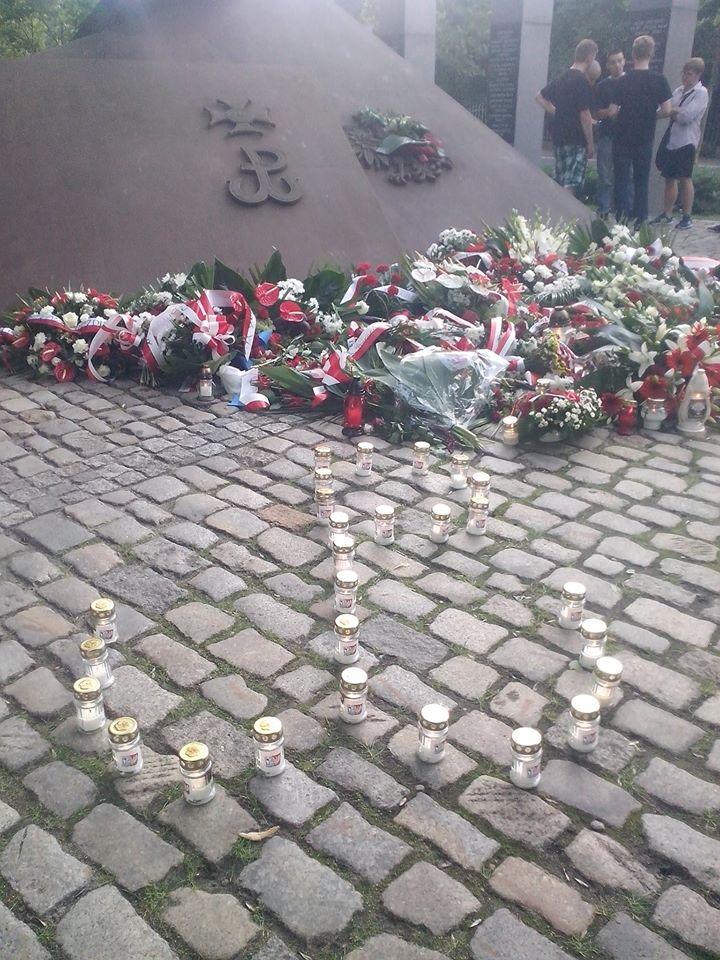 70. rocznica wybuchu Powstania Warszawskiego 1.08 (56) 4
