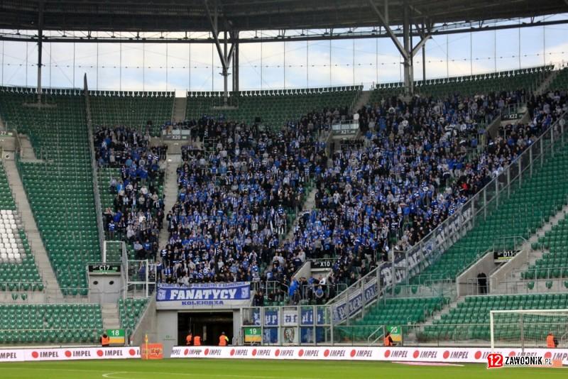 Śląsk - Lech, 2.11. 2014 (4)
