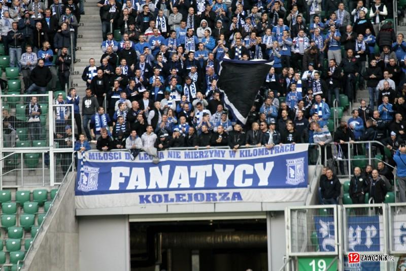 Śląsk - Lech, 2.11. 2014 (7)