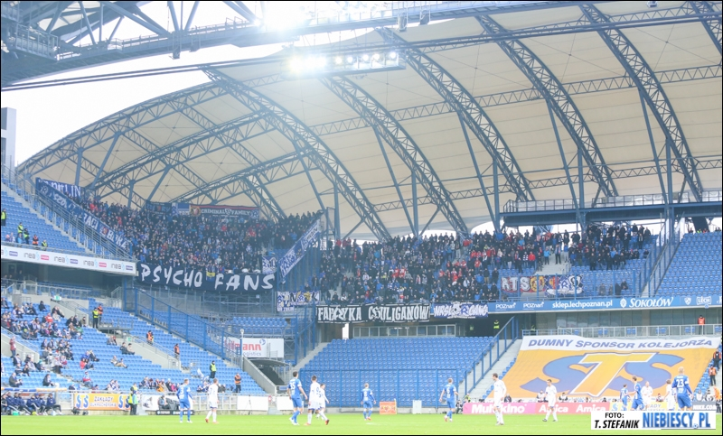 Lech - Ruch 22.02. 2015 (1)