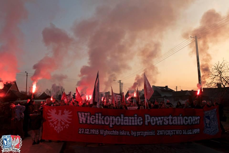 Marsz Zwycięstwa Powstania Wielkopolskiego 2015 6