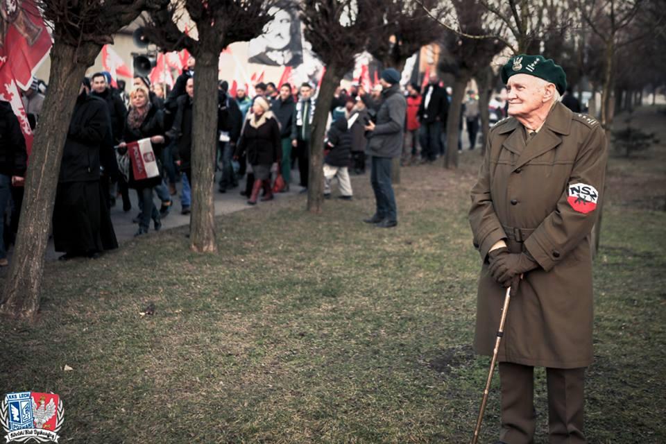 Marsz Zwycięstwa Powstania Wielkopolskiego 2015 7