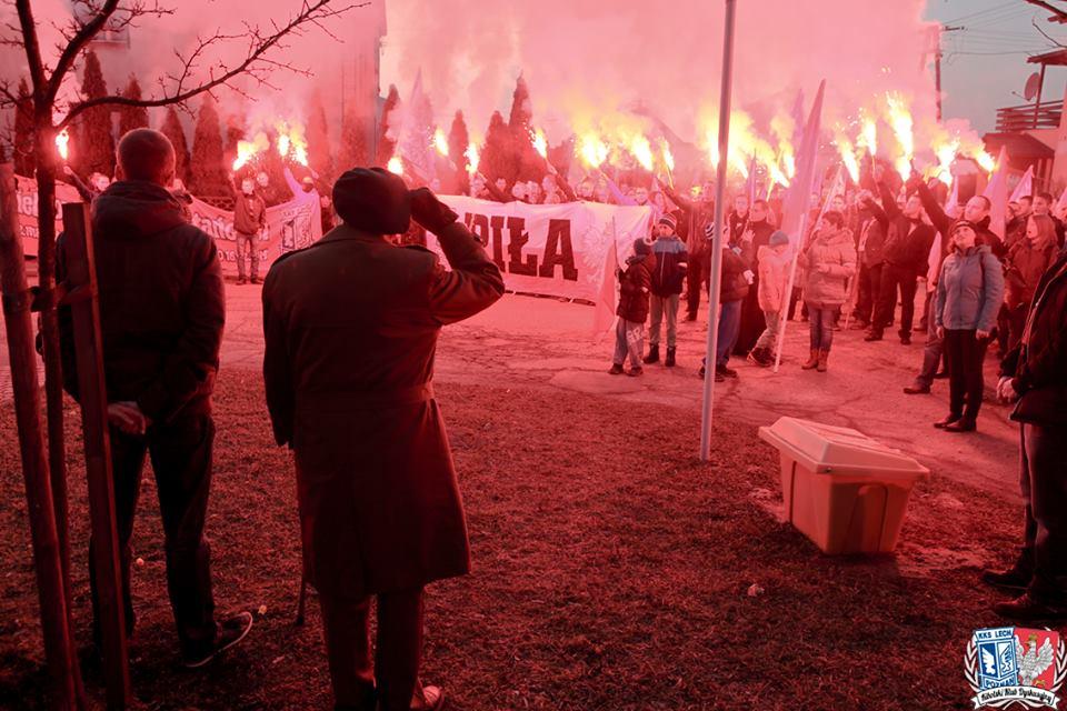 Marsz Zwycięstwa Powstania Wielkopolskiego 2015 9