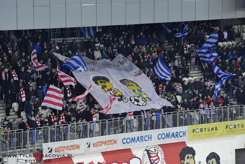 Cracovia - Lech, 27.02. 2015 (6)