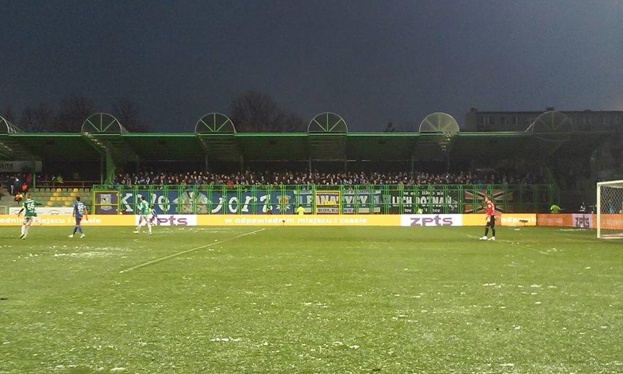 Bełchatów - Lech, 4.04. 2015 (4)