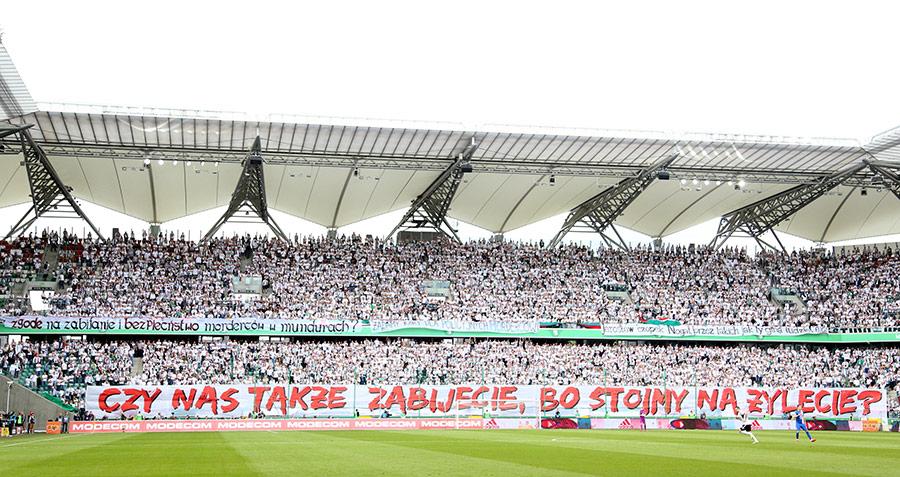 Legia - Lech, 9.05. 2015 (12)