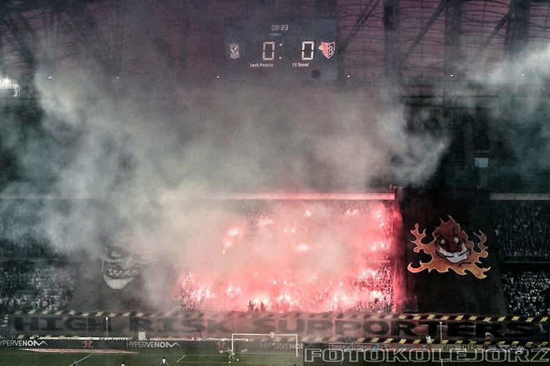 LM Lech - FC Basel, 29.07. 2015 (15)