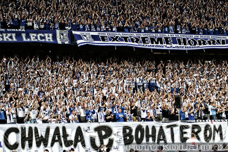 LM Lech - FC Basel, 29.07. 2015 (20)