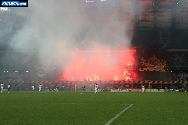 LM Lech - FC Basel, 29.07. 2015 (25)