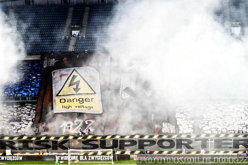 LM Lech - FC Basel, 29.07. 2015 (9)