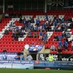 Fredrikstad FK - Lech Poznań, 30.07.3009