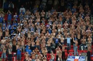 Fredrikstad - Lech, 30.07. 2009 (5)