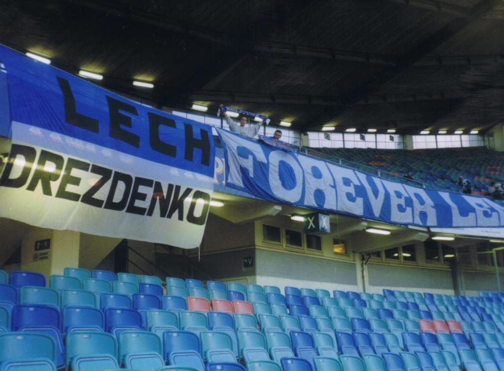 IFK - Lech, 30.09. 1999 (6)