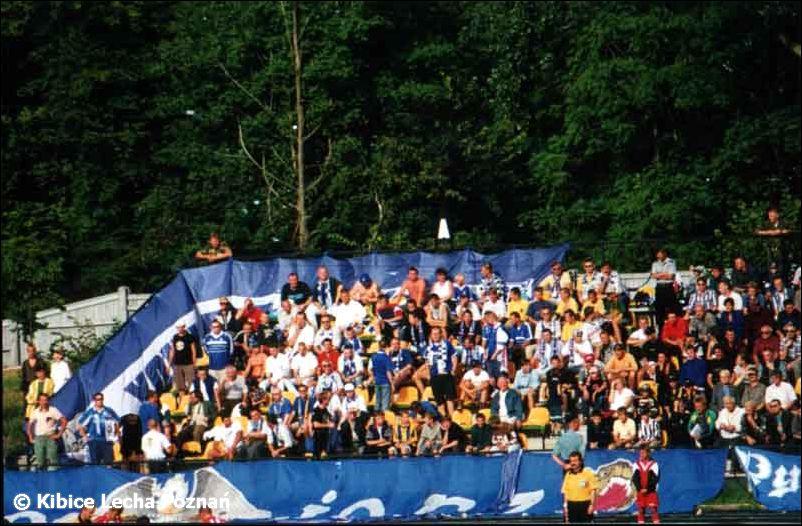Metalurgs Lipawa - Lech, 12.08. 1999 (1)