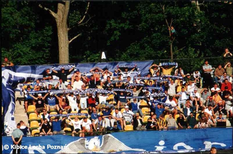 Metalurgs Lipawa - Lech, 12.08. 1999 (2)