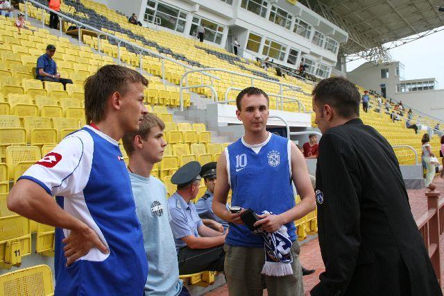 Tiraspol - Lech, 1.07. 2006 (1)