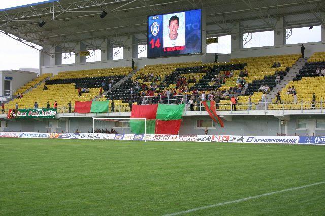 Tiraspol - Lech, 1.07. 2006 (3)