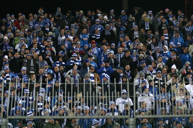 Udinese - Lech, 27.02. 2009 (1)