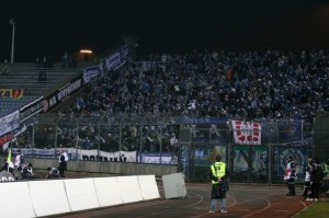 Udinese - Lech, 27.02. 2009 (10)