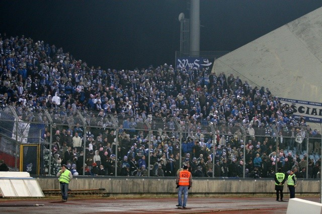 Udinese - Lech, 27.02. 2009 (3)