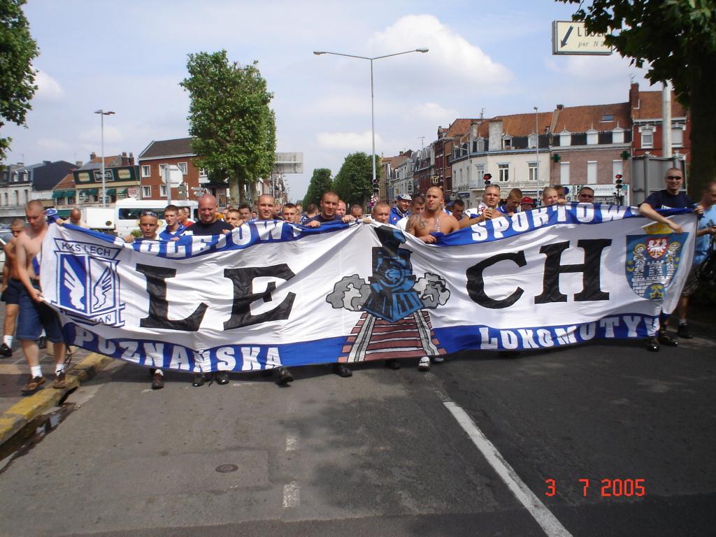 RC Lens - Lech Poznań, 3.07. 2005 (30)