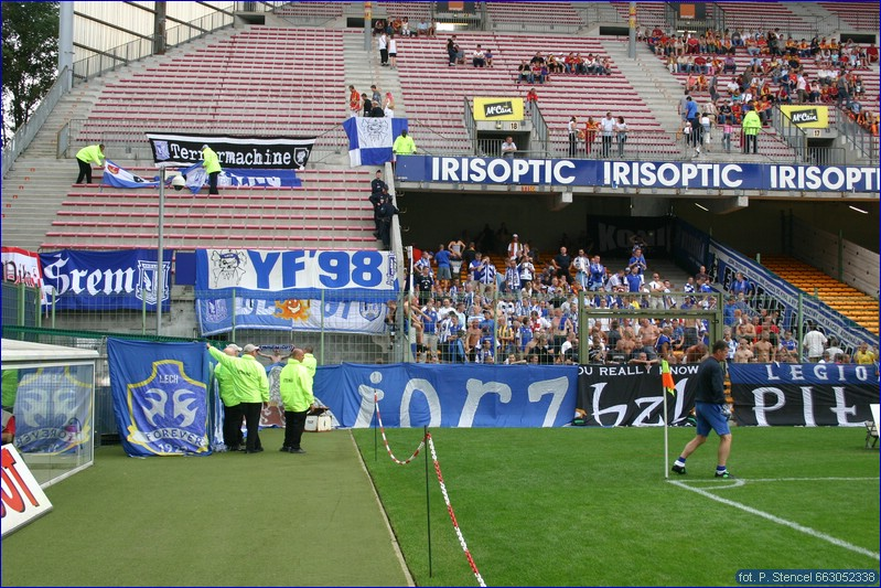 RC Lens - Lech Poznań, 3.07. 2005 (38)