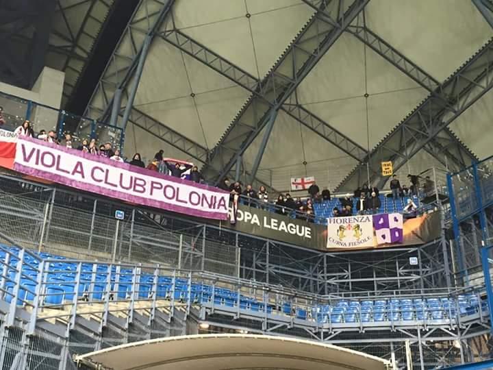 LE Lech - Fiorentina, 5.11.2015