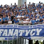 Korona Kielce - Lech Poznań, 9.08.2009