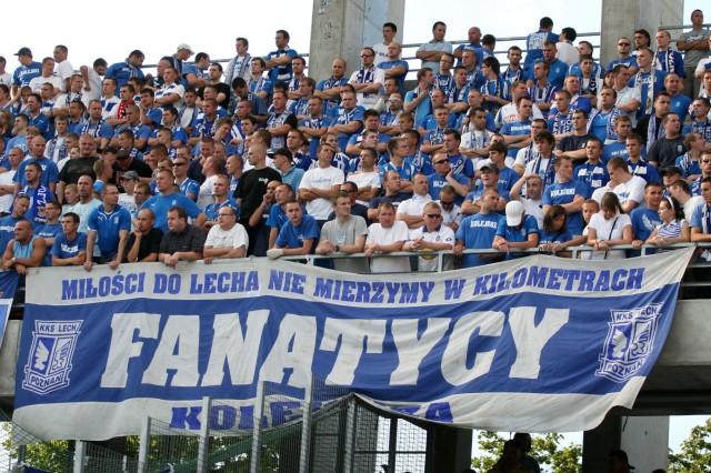 Korona - Lech, 9.08. 2009 (1)