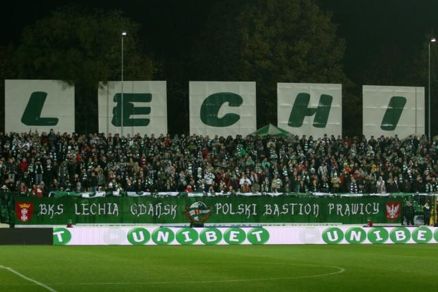 Lechia Gdańsk - Lech Poznań, 25.10 (2)