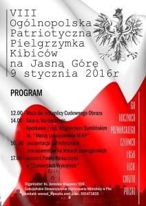8. Pielgrzymka, 9.01. 2016 (1)