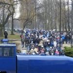 KSG - Lech, 15.03. 2009 (1)