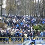 KSG - Lech, 15.03. 2009 (2)
