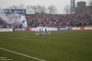 KSG - Lech, 15.03. 2009 (21)