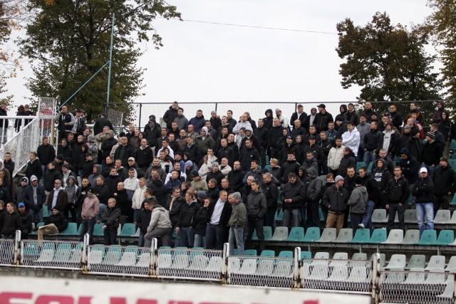 KSG - Lech, 24.10. 2010 (1)