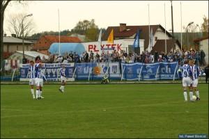 PP Drwęca - Lech, 24.10. 2004 (14)