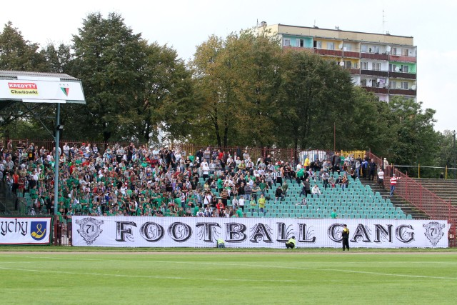 PP GKS Tychy - Lech 21.09 (1)