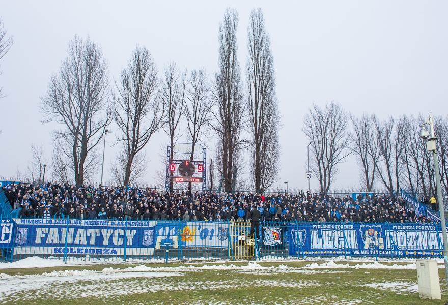Ruch - Lech 24.02. 2013 (6)