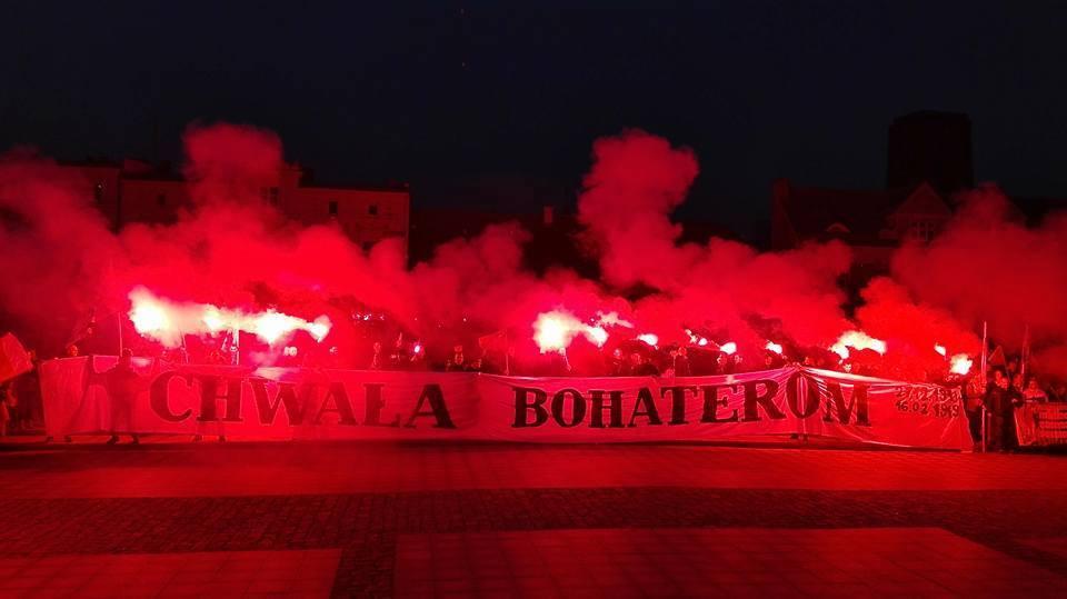 Marsz Zwycięstwa, Gistyń, 13.02. 2016 (1)