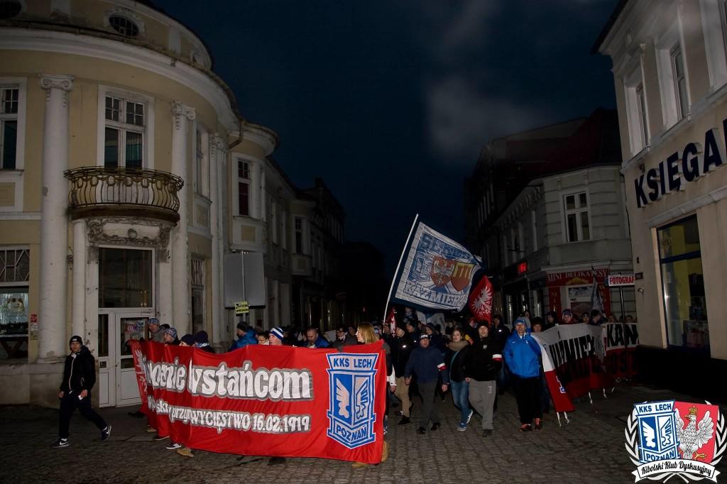 Marsz Zwycięstwa, Gistyń, 13.02. 2016 (3)