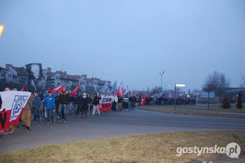 Marsz Zwycięstwa, Gistyń, 13.02. 2016 (5)