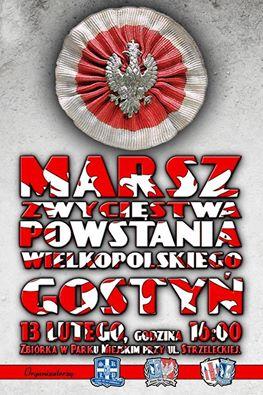 Marsz Zwycięstwa, Gistyń, 13.02. 2016 (6)