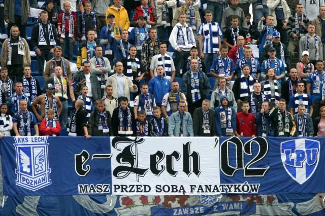 Lech - Zagłębie Sosnowiec, 28.07. 2007 (19)